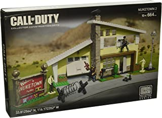 Mega Bloks Call of Duty Nuketown II Set #38167
