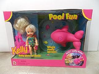 Mattel Kelly Pool Fun Set Barbie New in Box