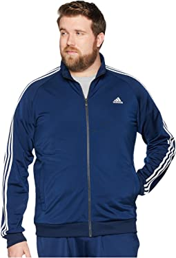 Big &Tall Essentials 3S Tricot Track Jacket