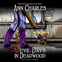 Devil Days in Deadwood: A Deadwood Humorous Mystery, Book 11
