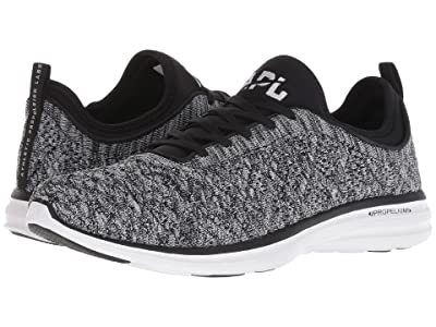 Athletic Propulsion Labs (APL) Techloom Phantom (Black/White/Melange) Men