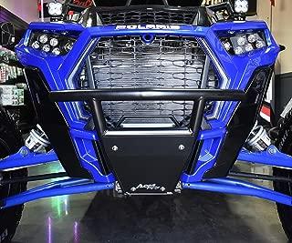 2018 rzr turbo winch bumper