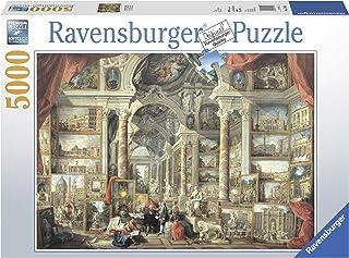 Ravensburger - Puzzle - Vues Rome Moderne - 5000 Pièces