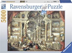 Ravensburger Views of Modern Rome - 5000 Piece Jigsaw Puzzle for Adults – Softclick Technology Means Pieces Fit Together Perfectly
