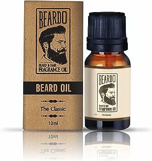 Beardo Beard and Hair Fragrance Oil - 10 ml (The Classic)