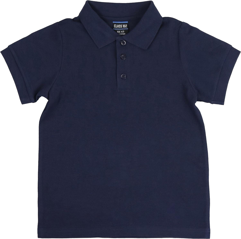ToBeInStyle Boy's Uniform Shirt