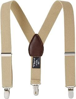 Suspenders for kids Baby Adjustable Elastic Solid, Striped, and Polka Dot Suspenders