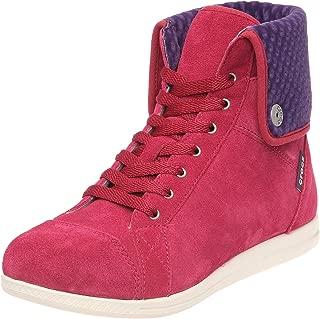 LOPRO SUEDE HI-TOP SNEAKE Bordo Kadın Sneaker Ayakkabı