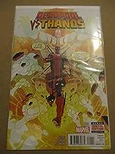 Deadpool vs Thanos issue #1 (of 4)