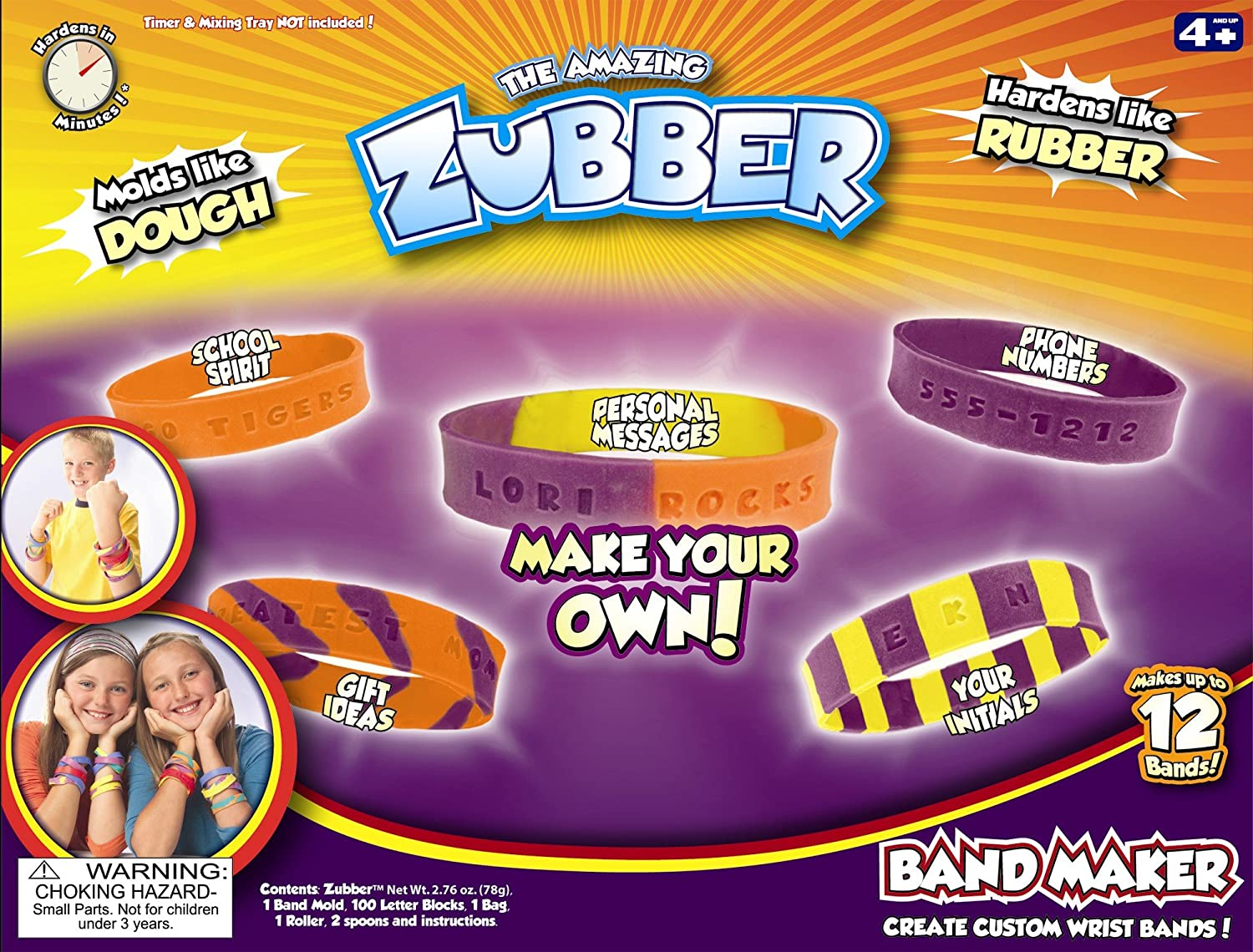 Dallas Mall Zubber Bands Spasm price