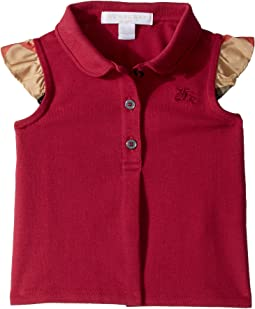 Burberry Kids - Mini Tia Polo (Infant/Toddler)