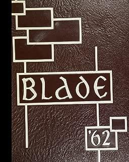 (Reprint) 1962 Yearbook: Bladensburg High School, Bladensburg, Maryland