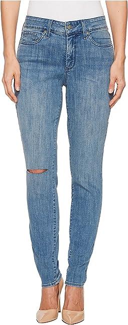 NYDJ - Ami Skinny Leggings in Maxwell Knee Slit