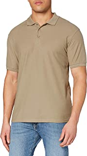 Fruit of the Loom Men's Premium Short Sleeve Polo Shirt