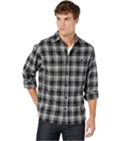 Legend Long Sleeve Flannel Top
