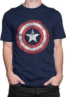 Captain America Mens' Avengers Captain America T-Shirt