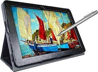 Simbans PicassoTab 10 Pulgadas Tableta Gráfica Digitalizadora Dibujo Tablet con Pluma Stylus [3 Prima Articulos] 32GB 2GB Android 9 Pie 10.1 IPS 2M+5M cámara GPS WiFi USB Bluetooth HDMI