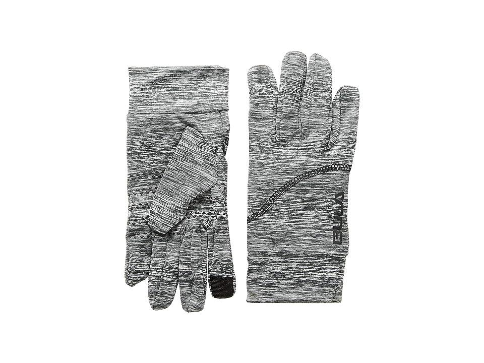 BULA Vega Gloves (Heather Medium Grey) Liner Gloves