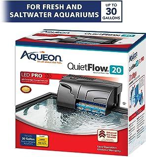 Aqueon QuietFlow LED PRO Aquarium Power Filter 20 thumbnail