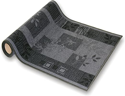 Der Meisterei Teppichlaufer Flur Laufer Brucke Teppich Agadir Akzent Grau Meterware Rutschfest 67 Cm Breit 67 X 300 Cm Sale In 44 Grossen Amazon De Kuche Haushalt