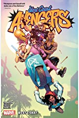 West Coast Avengers Vol. 1: Best Coast (West Coast Avengers (2018-2019)) Kindle Edition