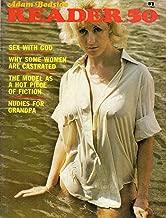 Adam Bedside Reader #50 Vintage Girlie Magazine