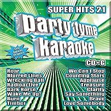 Party Tyme Karaoke – Super Hits 21 [16-song CD+G]