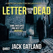 Letter from the Dead: Detective Inspector Declan Walsh, Book 1