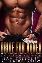 Bride For Order (Mail Order Brides, 1) Kindle Edition