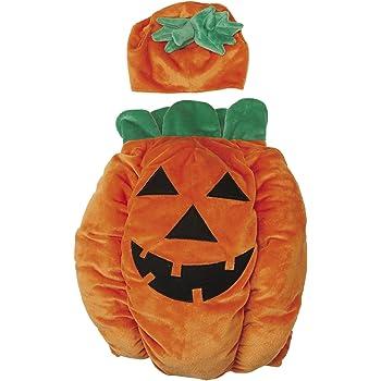 36-38 Brand New Halloween Pumpkin Waistcoat Fancy Dress Size S .