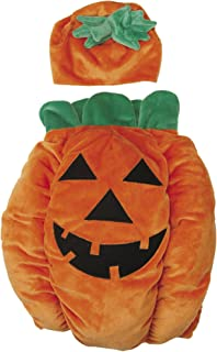 Zack & Zoey Polyester Pumpkin Pooch Dog Costume, Small, 12-Inch