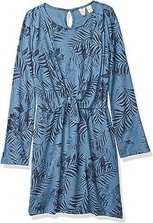 فستان Roxy Girls Get Home Happy بأكمام طويلة