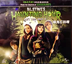 The Haunting Hour: Don't Think About It (2007) By ERA Version VCD~In English w/ Chinese Subtitle ~Imported from Hong Kong~