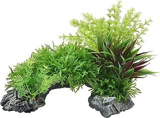 ジェックス 癒し水景 アクアキャンバスアーチ 水槽用オーナメント プロのようなレイアウトができる人工水草
