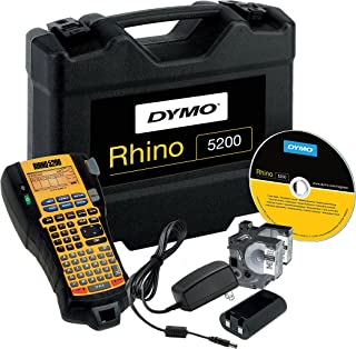 DYMO s0841460 Rhino 5200 labelling machine