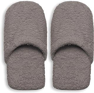 Confort /& Resistance 100/% Coton Eponge Arus 1 Pair Pantoufles de Mules de Bain Chaussons en Eponge Convient /à la Pointure de la Chaussure 38-42