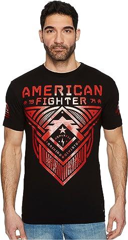 American Fighter - Roosevelt Short Sleeve Tee