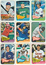 2014 Topps Heritage Baseball Minor Leagues Edition Basic 200 Card Hand Collated Set Complete M (Mint)
