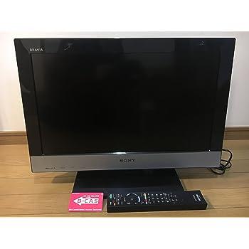 ソニー 22V型 液晶 テレビ ブラビア KDL-22EX300(B) ハイビジョン 2010年モデル