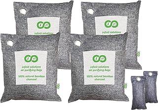 Bolsas purificadoras de aire (paquete de 6), eliminador de o