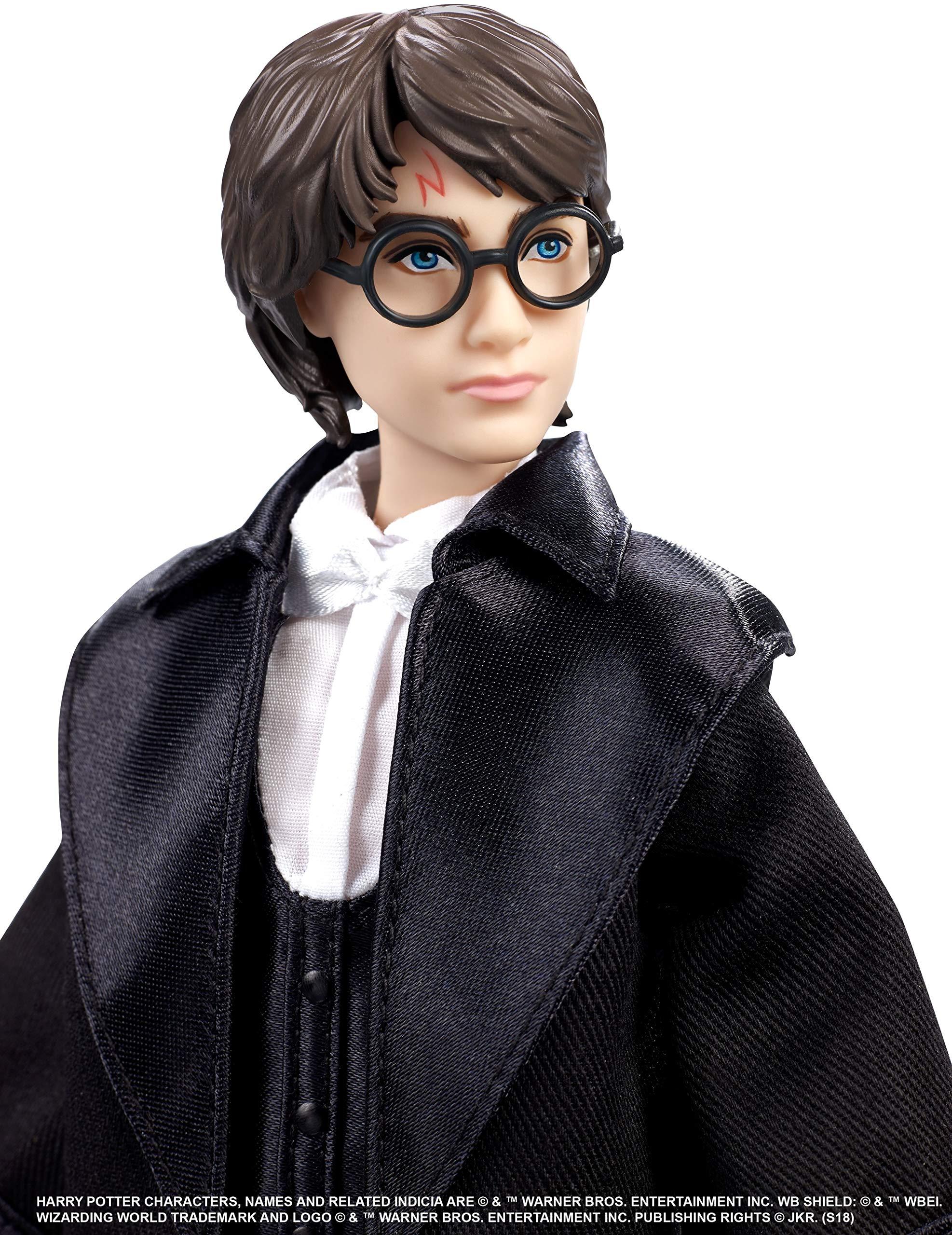 Harry Potter Mu/ñeco Harry Potter Baile de navidad de Harry Potter con accesorios Mattel GFG13