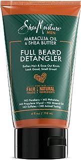 Shea Moisture Maracuja Oil & Shea Butter Full Beard Detangler, 118ml
