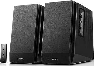 Monitor de Áudio Bluetooth R1700BT Preta EDIFIER 2.0 - 66W RMS