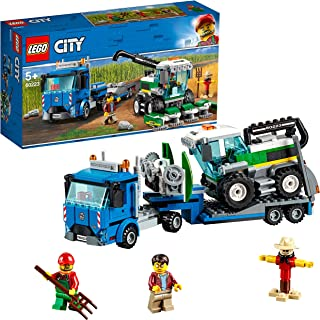 LEGO City Harvester Transport 60223 Building Toy