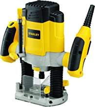 Stanley SRR1200 1200W 8mm Variable Speed Plunge Router