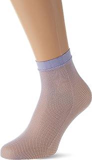 Dim, Style Tobillero Fantasía Rejilla Calcetines para Mujer