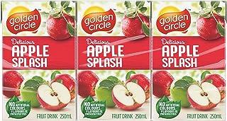 Golden Circle Apple Fruit Drink, 6 x 250ml