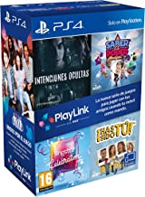 Pack PlayLink: Has Sido Tú / Singstar Celebration / Saber Es Poder / Intenciones Ocultas