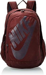 Nike hayward Futura Backpack Sold for Unisex (Multicolour (Burgundy/Crush/Ash) NKBA5217-653)
