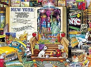 Buffalo Games - Aimee Stewart - Life Is an Open Book - New York - 1000 Piece Jigsaw Puzzle